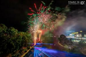 Firework and Laser Spectaculars